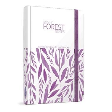 Gıpta  Forest 9*14 Çizgili 120 Yaprak Defter  Renkli